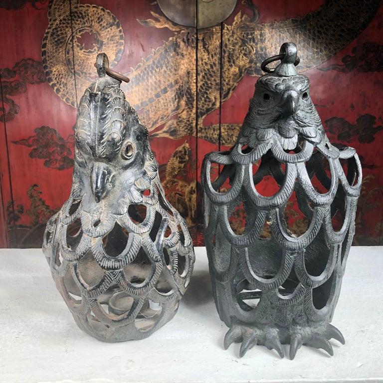 Taisho Japanese Rare Pair of