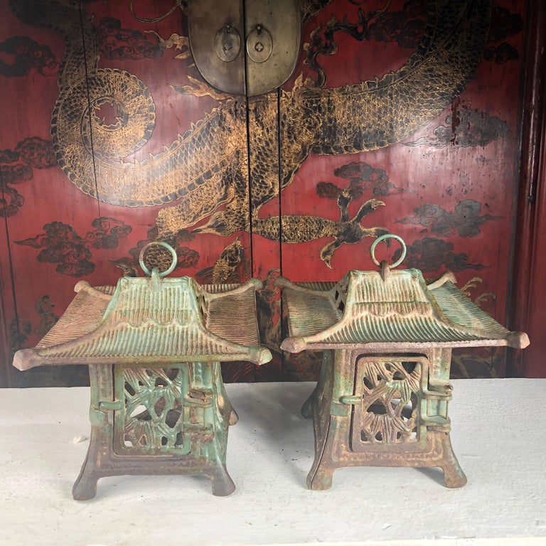 Japanese Rare Pair of Old