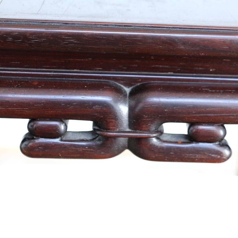Japanese Rosewood Plant Stand Or Drink Table At 1stdibs