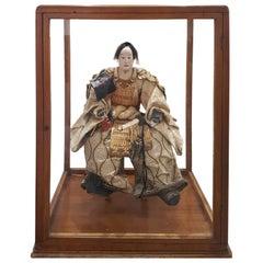 Japanese Samurai Doll, End of 18th Century