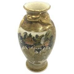 Meiji-Periode Töpferwaren