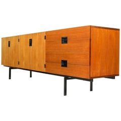 Japanese Series Du03 Credenza by Cees Braakman for Pastoe, 1950s