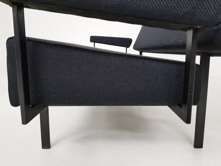 Japanese Series MM07 Sofa by Cees Braakman for Pastoe, Dutch Modern Design, 1958 For Sale 4