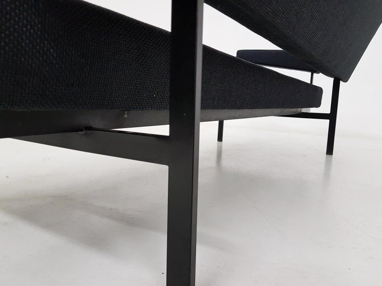 Japanese Series MM07 Sofa by Cees Braakman for Pastoe, Dutch Modern Design, 1958 For Sale 5