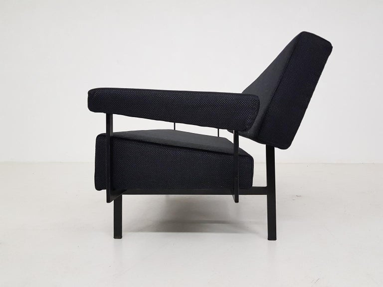 Mid-20th Century Japanese Series MM07 Sofa by Cees Braakman for Pastoe, Dutch Modern Design, 1958 For Sale