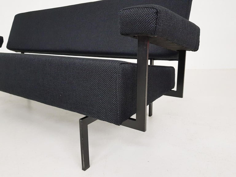 Japanese Series MM07 Sofa by Cees Braakman for Pastoe, Dutch Modern Design, 1958 For Sale 1