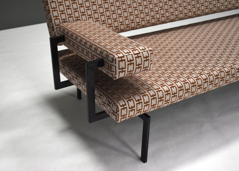 Japanese Series Sofa by Cees Braakman for Pastoe, Netherlands, 1950s For Sale 3