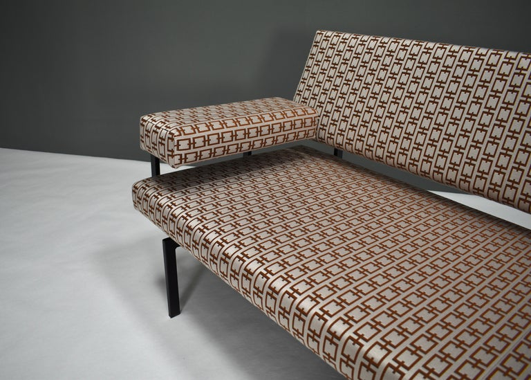 Japanese Series Sofa by Cees Braakman for Pastoe, Netherlands, 1950s For Sale 5