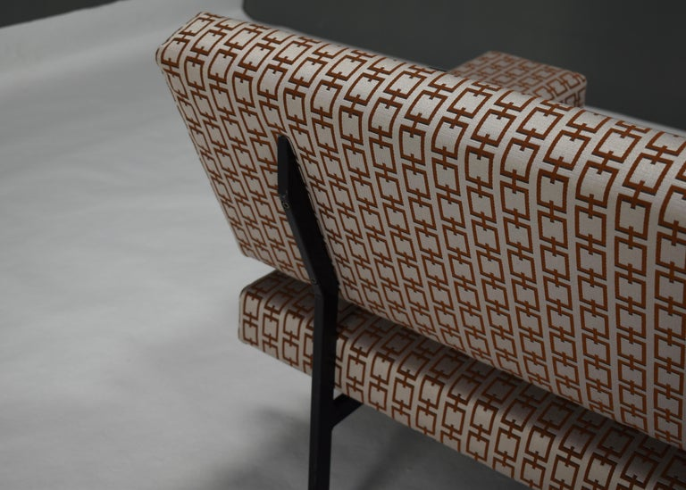 Japanese Series Sofa by Cees Braakman for Pastoe, Netherlands, 1950s For Sale 9