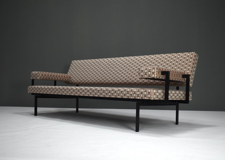 Japanese Series Sofa by Cees Braakman for Pastoe, Netherlands, 1950s For Sale 1