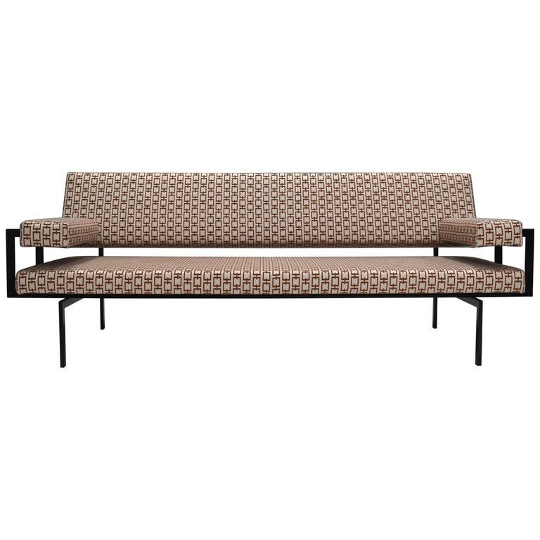 Japanese Series Sofa by Cees Braakman for Pastoe, Netherlands, 1950s For Sale