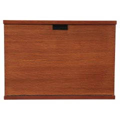 Japanese Series Teak Wall Mount Cabinet for Pastoe