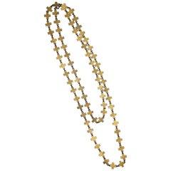 Japanese Shakudo Necklace
