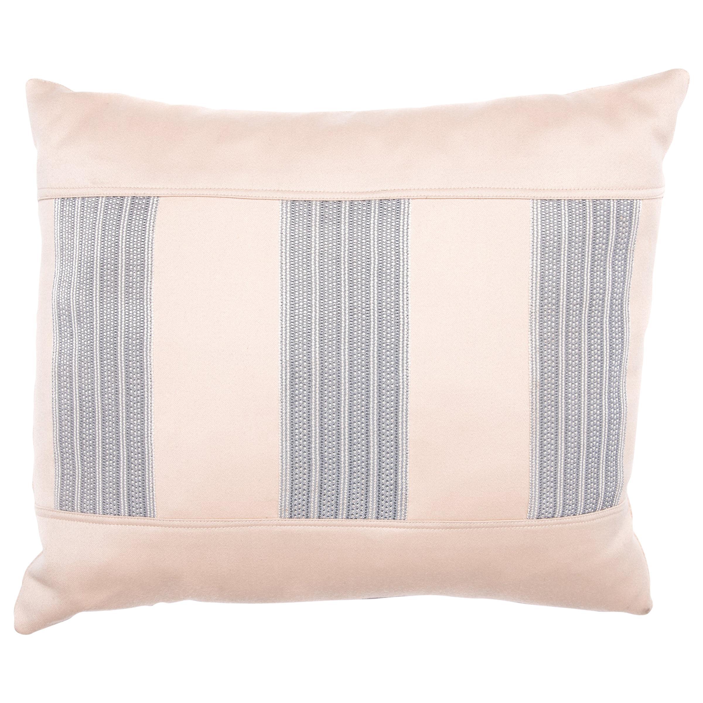 Japanese Silk Obi Pillow