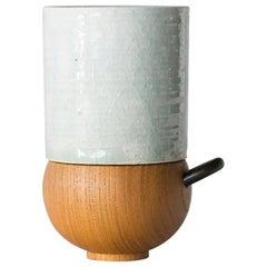 Japanese Style Ceramic Cup Takuya Hamajima Contemporary Zen
