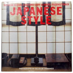 Japanese Style, Suzanne Slesin, 1987