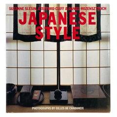 Japanese Style Suzanne Slesin, Stafford Cliff, Daniel Rozensztroch Design Book