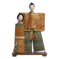 Japanese Tachibina, Edo Period