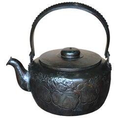 Japanese Temple Tea Pot