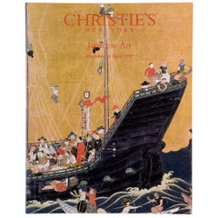 Japanese Works of Art, Christie's Auction Catalogue, NY, 1997