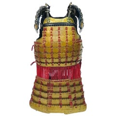 "Japonese Samurai Armor, ""1850-1860"""