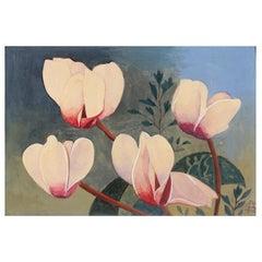 Japonisme Floral Painting