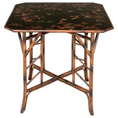 Japonisme Type Games/ Dining Table