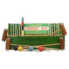 Jaques Croquet Set, Specially Made For Harrods