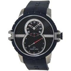 Jaquet Droz Grande Seconde J029038408, Black Dial, Certified
