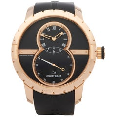 Jaquet Droz Grande Seconde SW 18 Karat Rose Gold J029033401