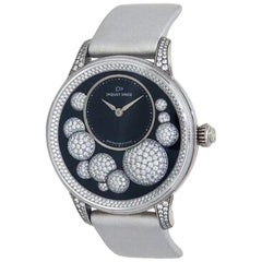 Jaquet Droz Petite Heure J005024537, Black Dial, Certified and Warranty