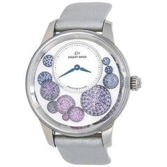 Jaquet Droz Petite Heure J005024537, Mother of Pearl Dial