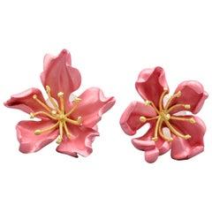 Jar Almond Blossom Earrings