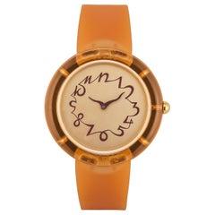 JAR Metropolitan Museum of Art Collection Vintage Watch