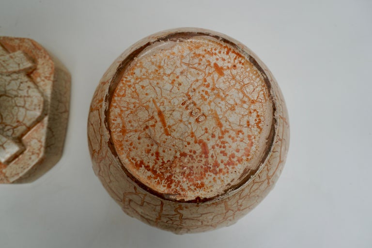 Jardinière and Matching Pedestal Stand For Sale 10