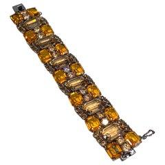 Jarin K Sterling & CZ Bracelet