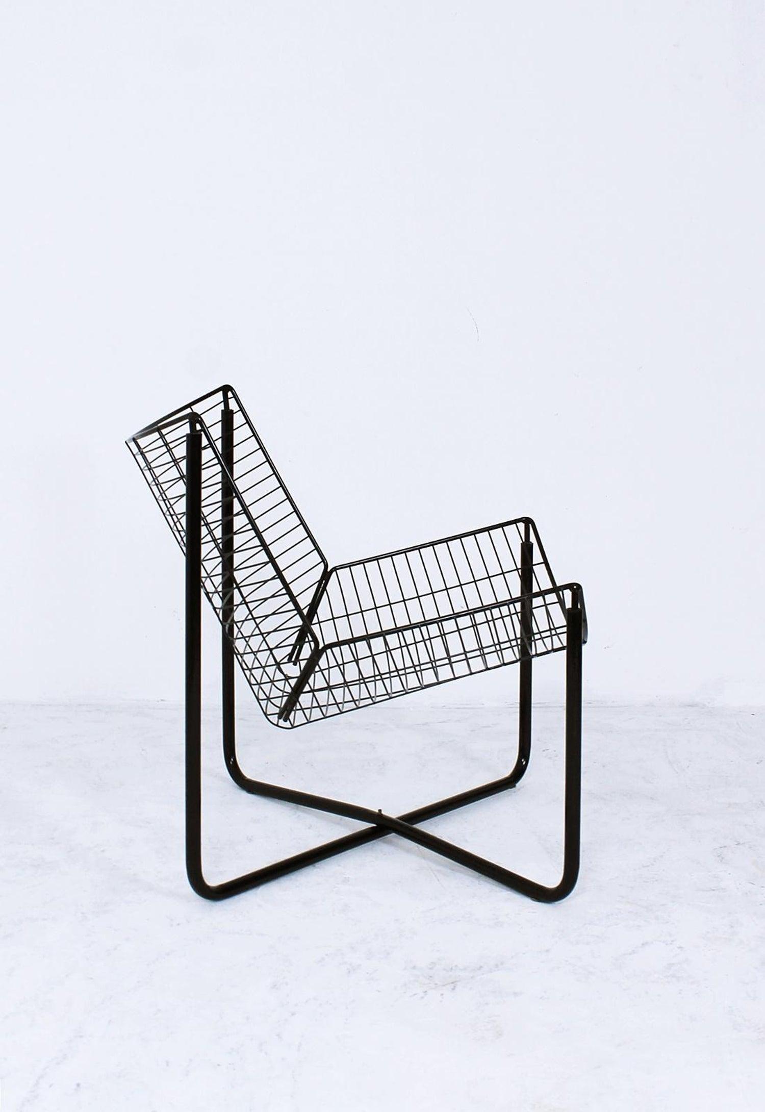 Ikea1983 Niels Jarpen Lounge Chair For Wire Gammelgaard By MGLSjUzpqV