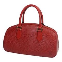 Jasmine  Womens  handbag M52087  castilian red