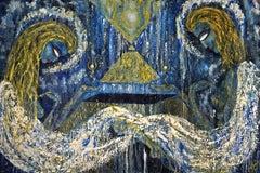Jophiel & Raphael., Mixed Media on Canvas