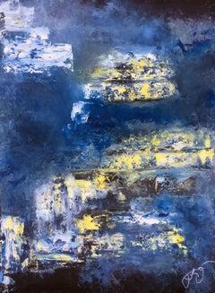 wankakilli 6., Painting, Oil on Paper