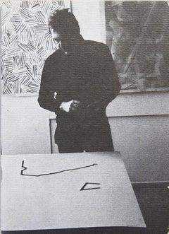 1975 After Jasper Johns 'Jasper Johns Lithographs 1973-1975' Pop Art