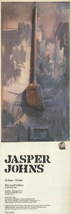 1978 Jasper Johns 'Fool's House' Pop Art United Kingdom Offset Lithograph