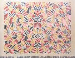 """Jasper Johns (Corpse and Mirror, 1978)"""