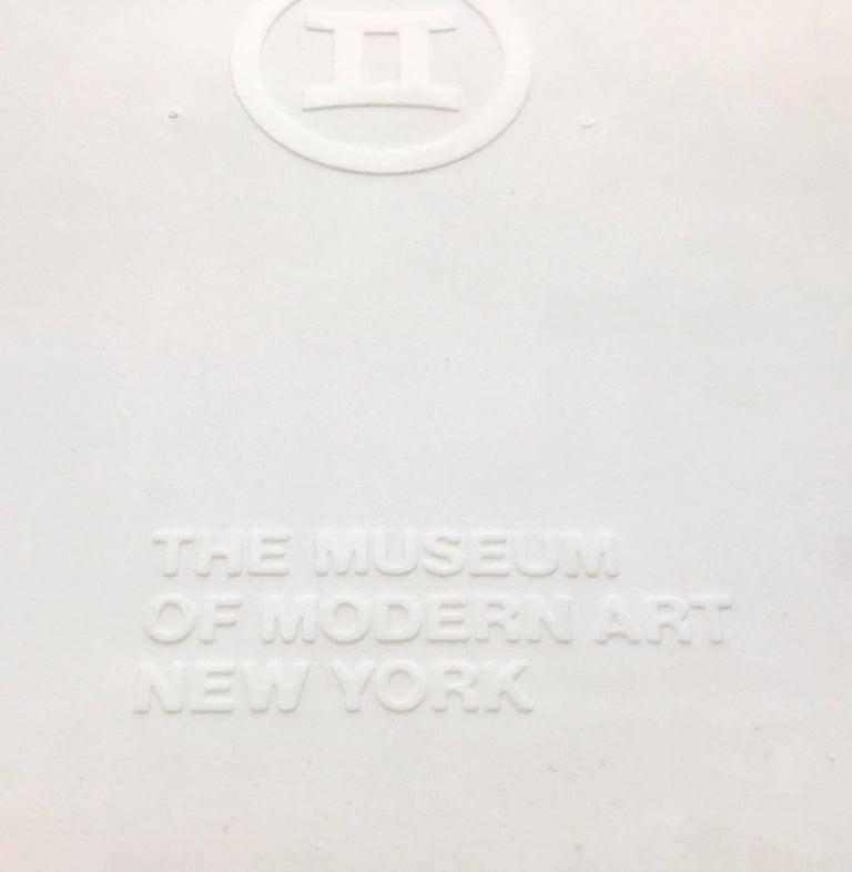 Jasper Johns Target Technics and Creativity (Jasper Johns MoMa 1971) For Sale 5