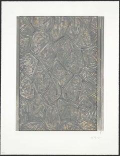 Jasper Johns, Within, Print, 2007