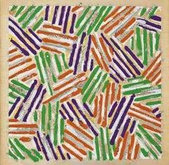 Untitled, Jasper Johns