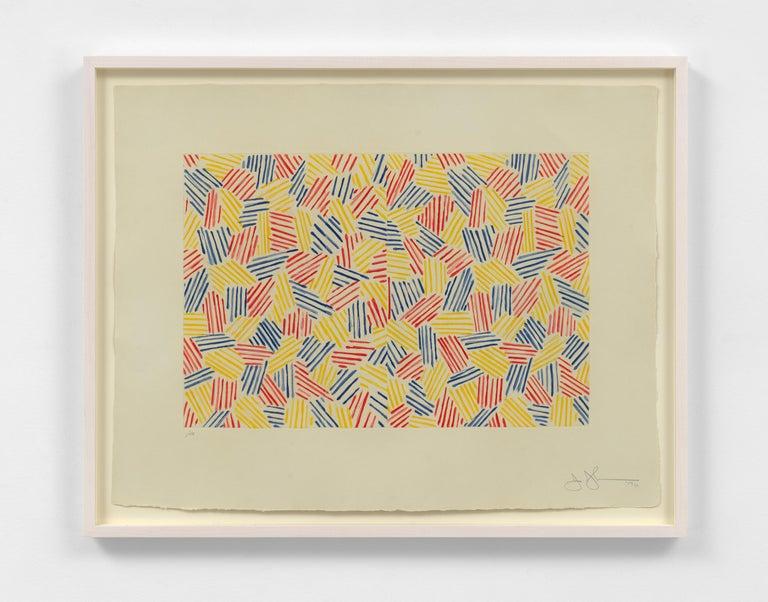 Untitled I - Print by Jasper Johns