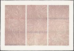 Usuyuki, Jasper Johns