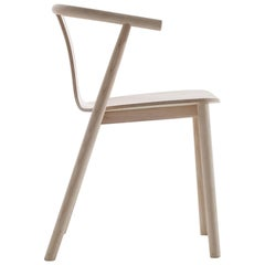 Jasper Morrison Bac Stool in Solid Ashwood for Cappellini