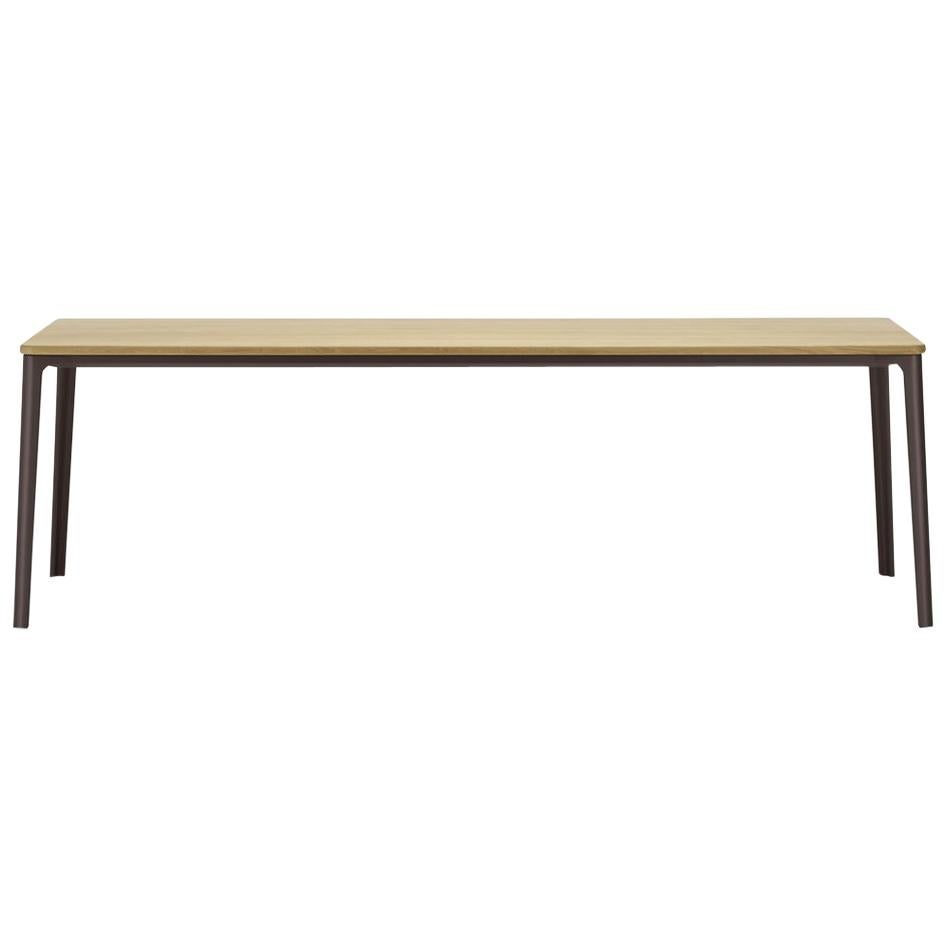 Jasper Morrison Plate Dining Table, Wood Table Top by Vitra